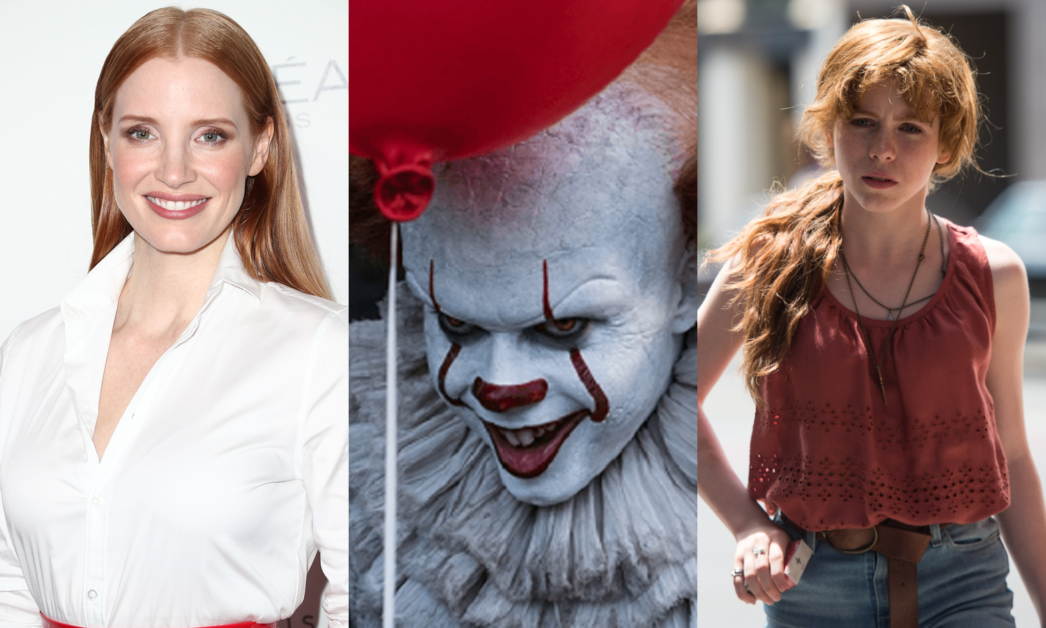 jessica chastain interested in joining it  chapter two as