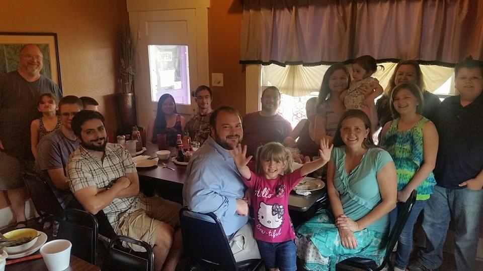 Holcombe family killed i Texas church shooting