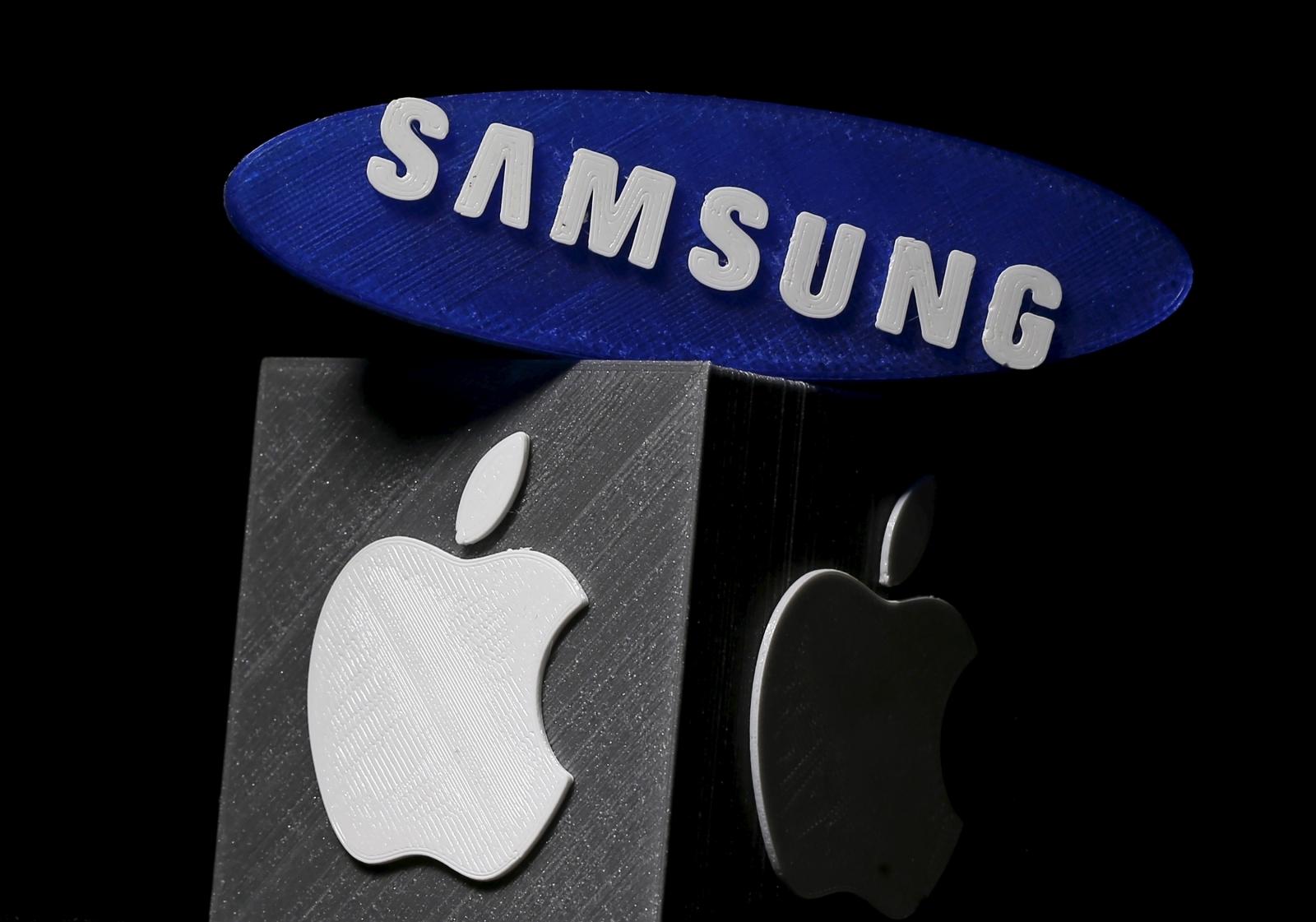 Samsung v Apple patent infringement case