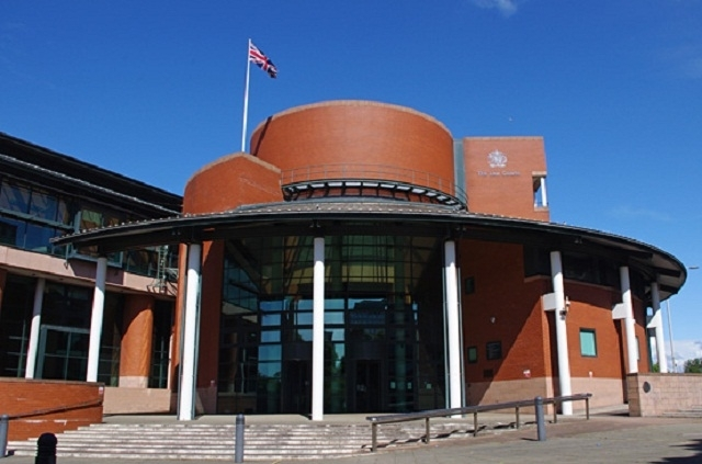 Andrew Shaw, who is registered blind, was sentenced for downloading indecent images of children at Preston Crown Court