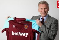 David Moyes Takes West Ham Hot Seat And People Aren't Happy
