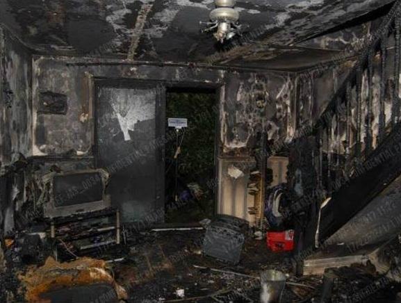 Birmingham arson