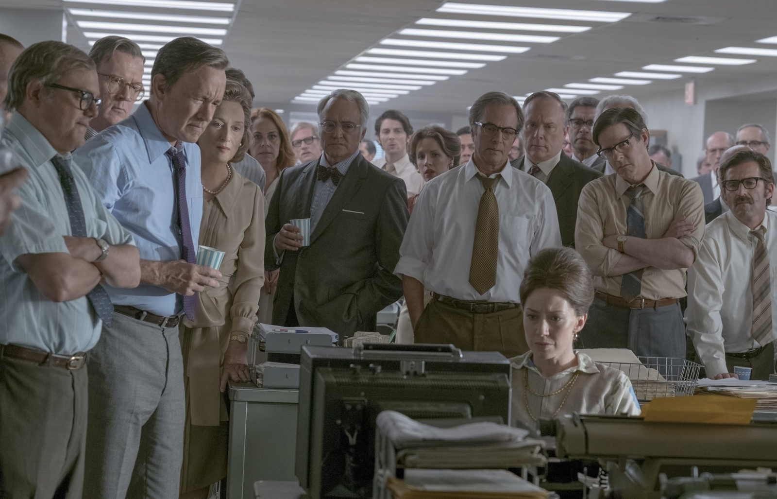 The Post Tom Hanks Meryl Streep Spielberg