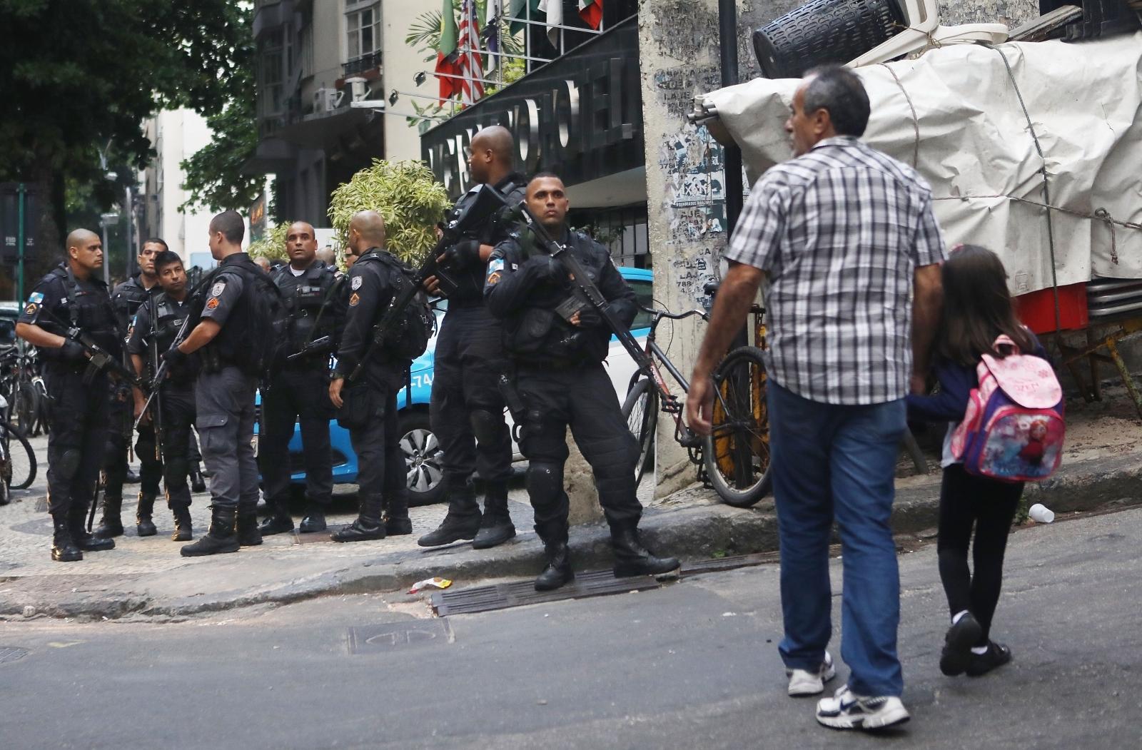 brazil gun crime