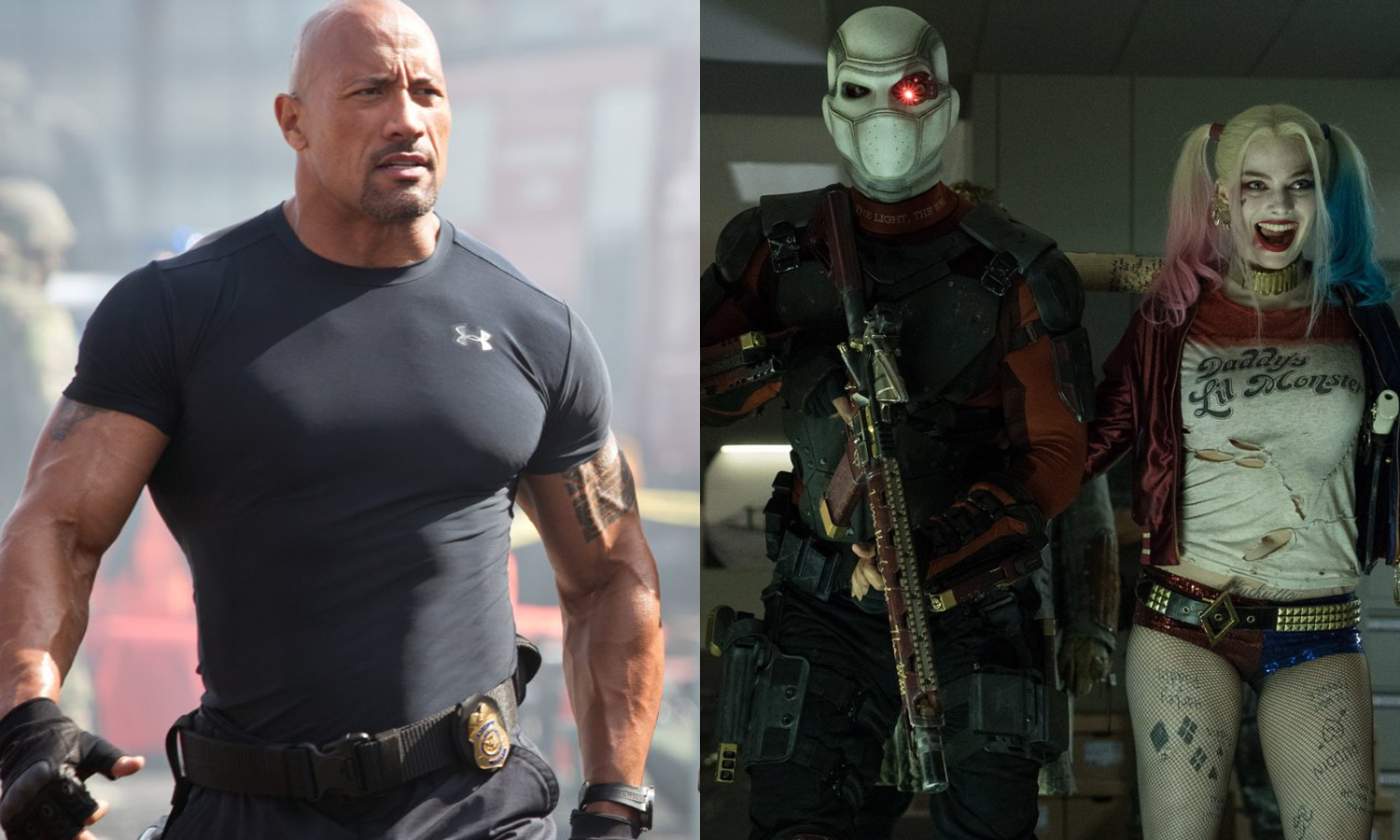 Suicide Squad 2 The Rock