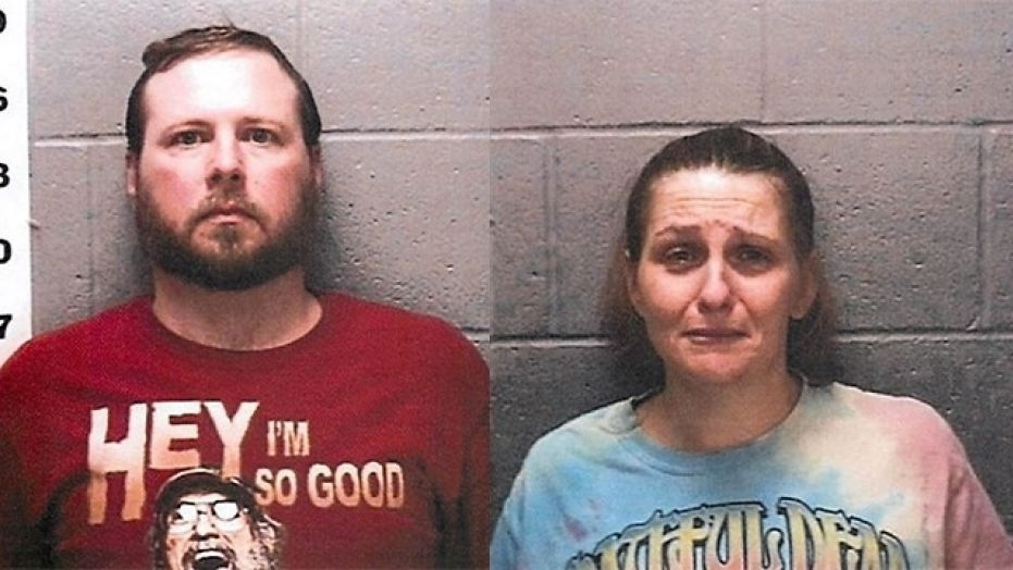An Illinois couple, Michael and Georgena Roberts, have been charged with starving their six-year-old boy to death