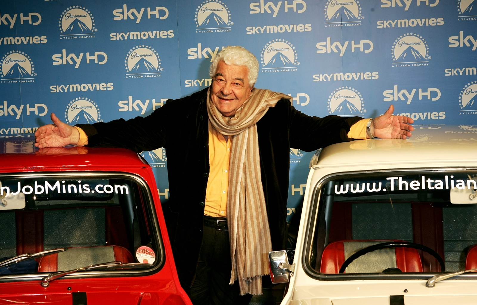 Antonio Carluccio: Celebrity chef dies at 80