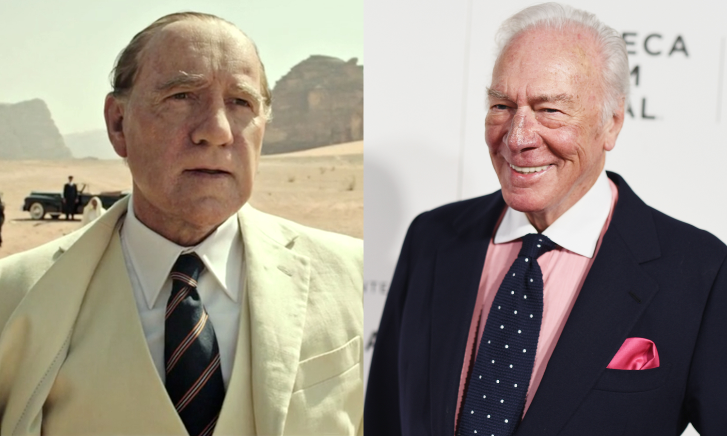 Kevin Spacey Christopher Plummer Jean Paul Getty