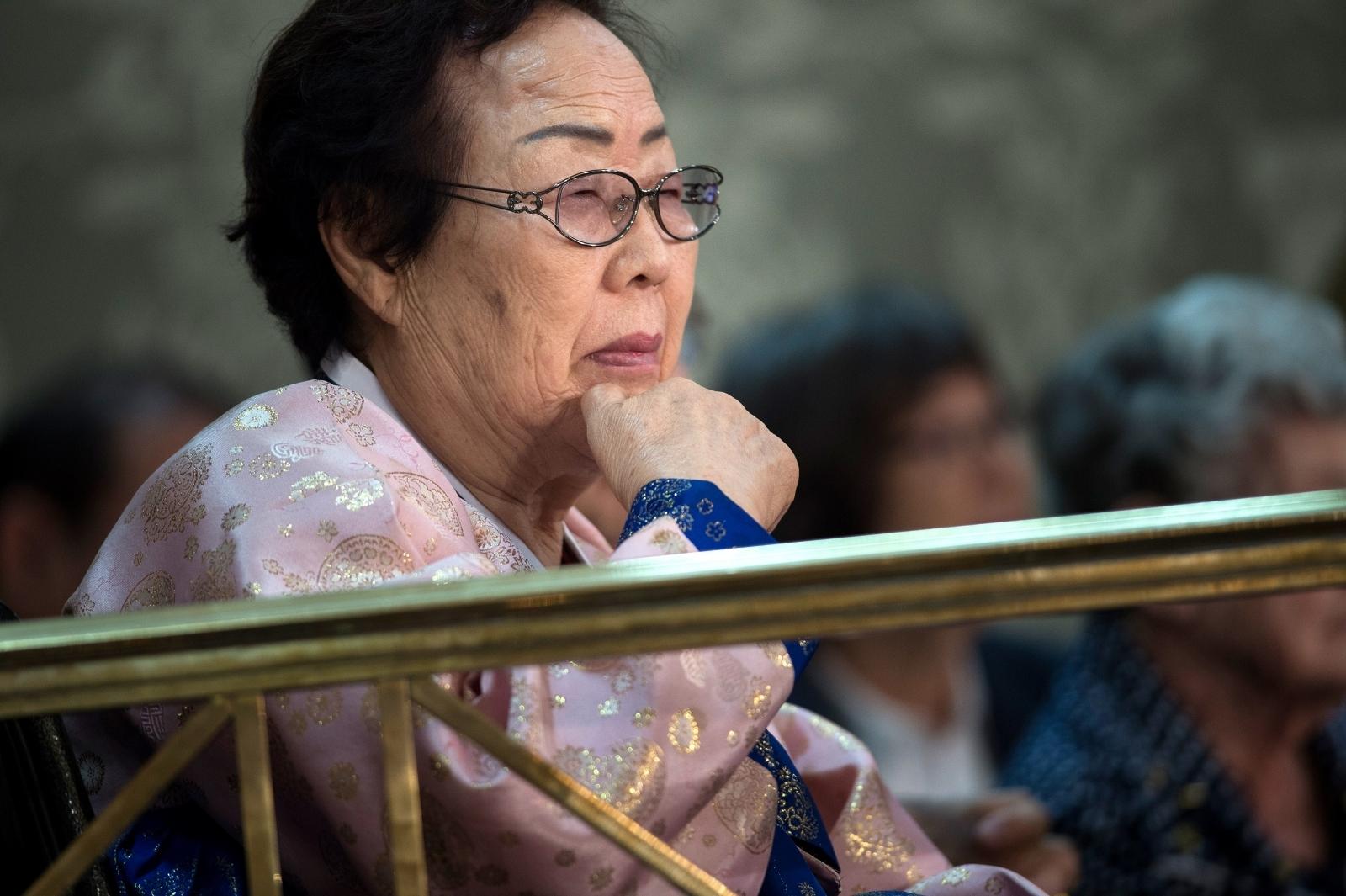 Comfort woman Lee Yong Soo