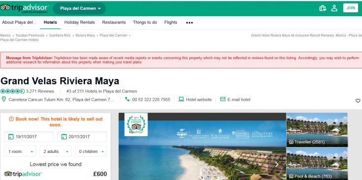 TripAdvisor Scandal Website Now Adds Warnings On Hotels Following