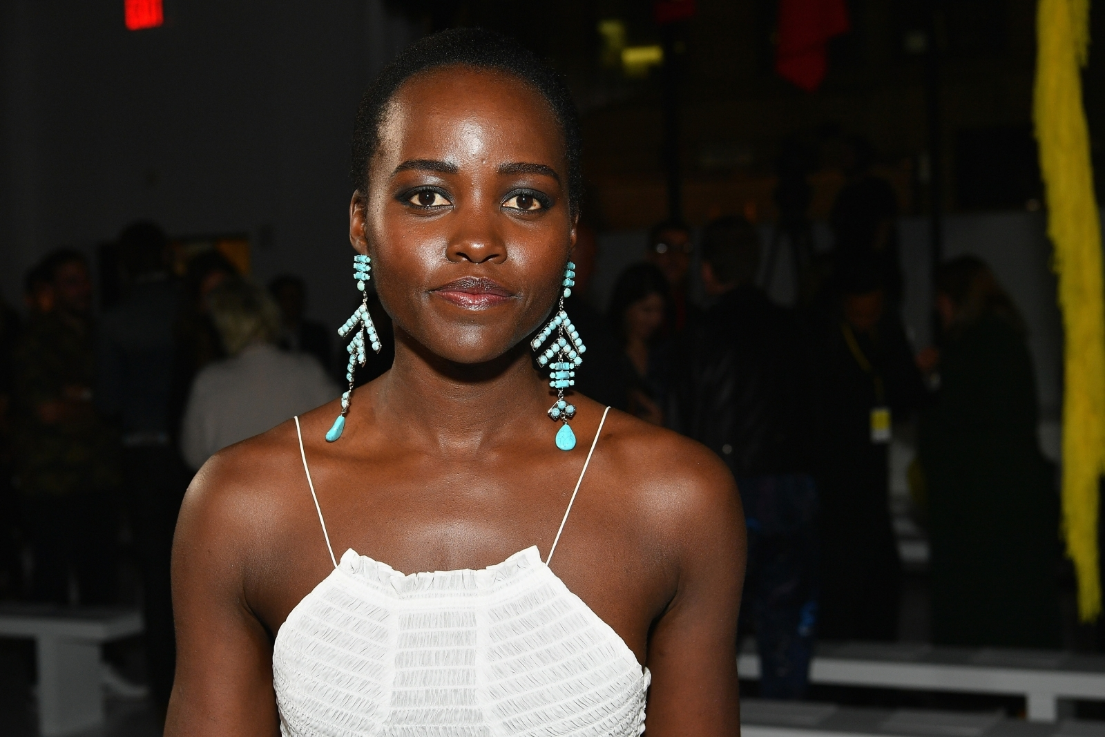Lupita Nyong'o Calls Out Magazine for Photoshopping Her Natural Hair
