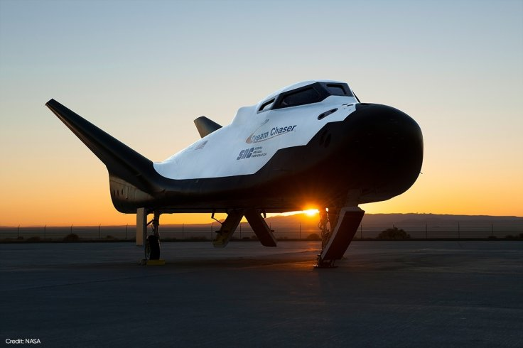 Dream Chaser test
