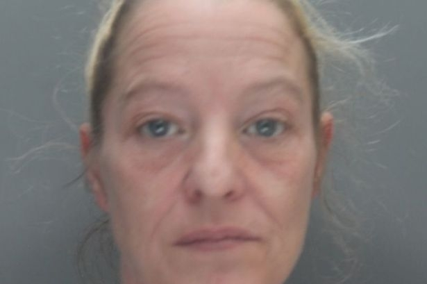 Barmaid caught hiding £1 6m of drugs after 'grenade' falls