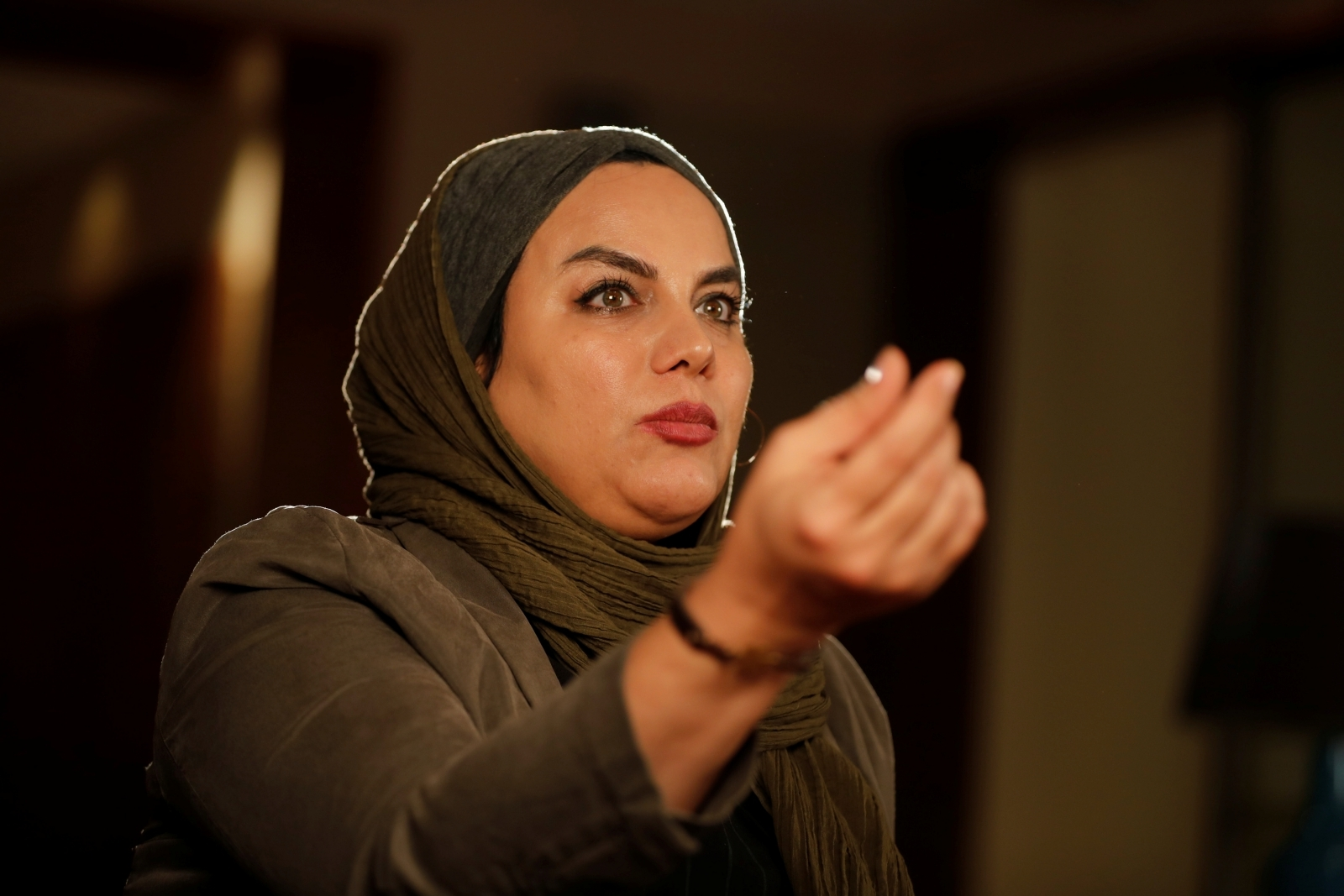 Director Narges Abyar