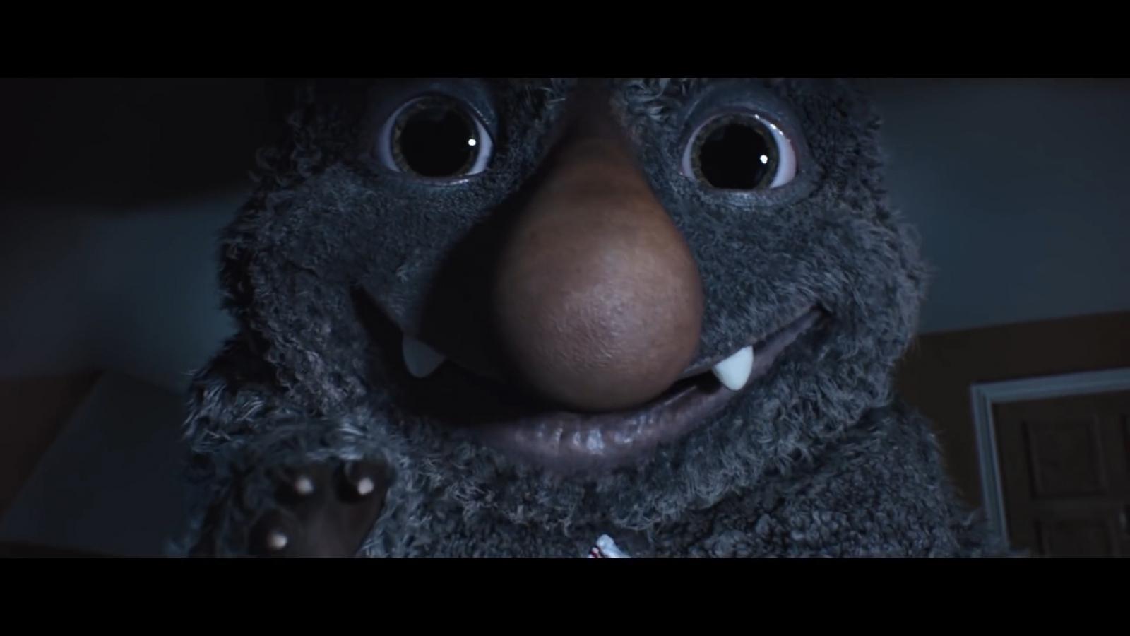 John Lewis Christmas advert Moz the Monster
