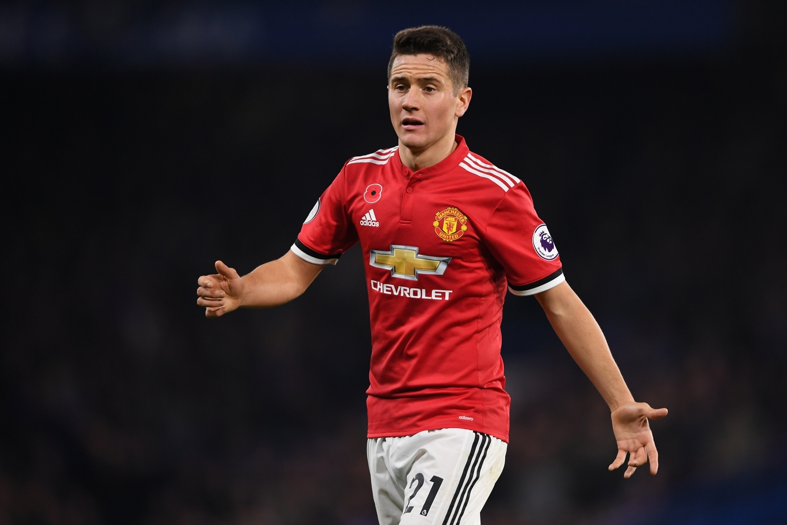 Atletico Madrid to rival Madrid for Manchester United's Ander Herrera?