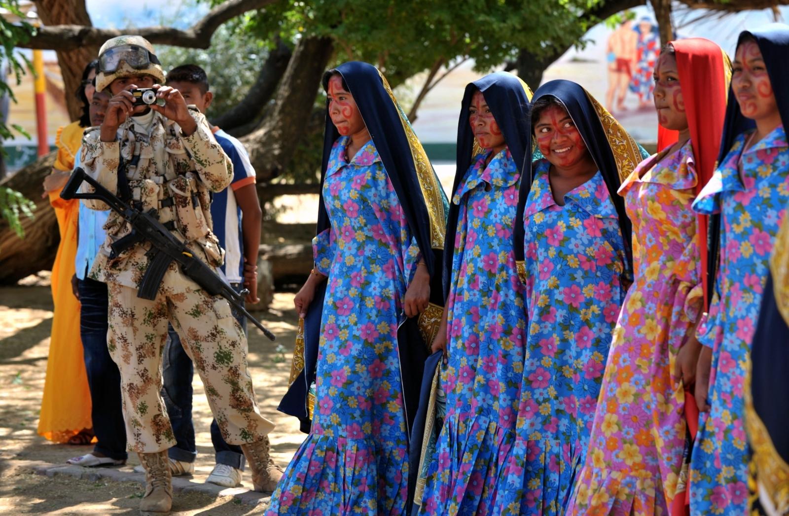 Wayuu indigenous group Colombia