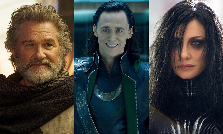 Marvel Cinematic Universe Best Villains