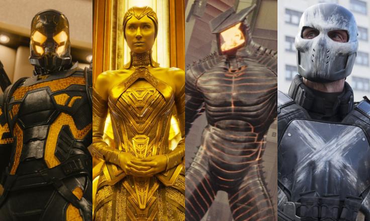 Marvel Cinematic Universe Best Worst Villains