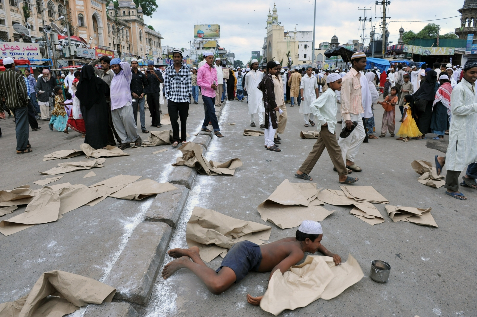 Hyderabad beggars