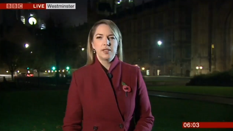 Watch prankster interrupt BBC reporter with sex noises
