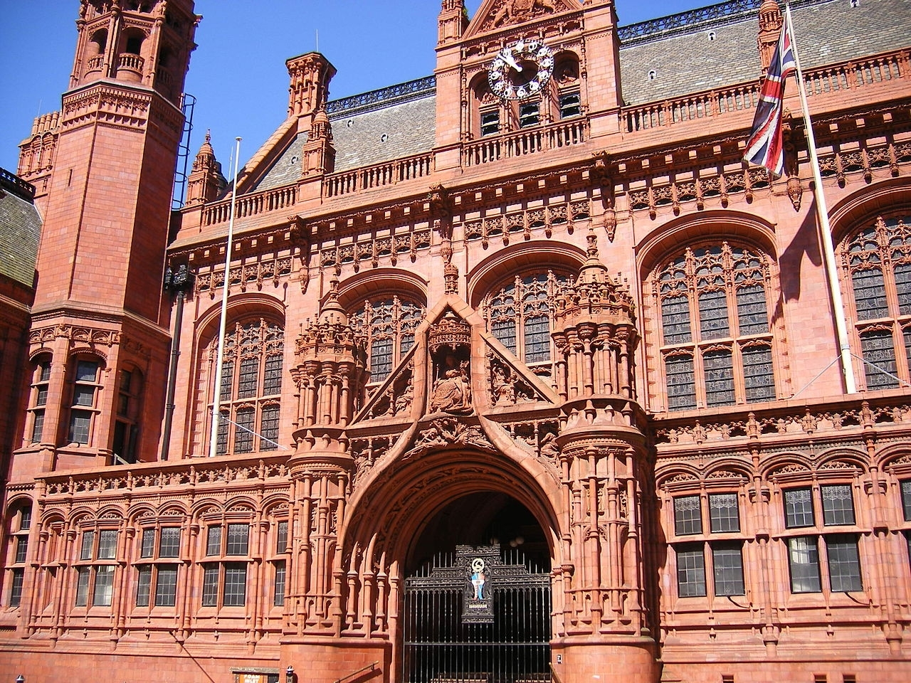 Nine Polish nationals appeared at Birmingham Magistrates Court charged with modern slavery offences