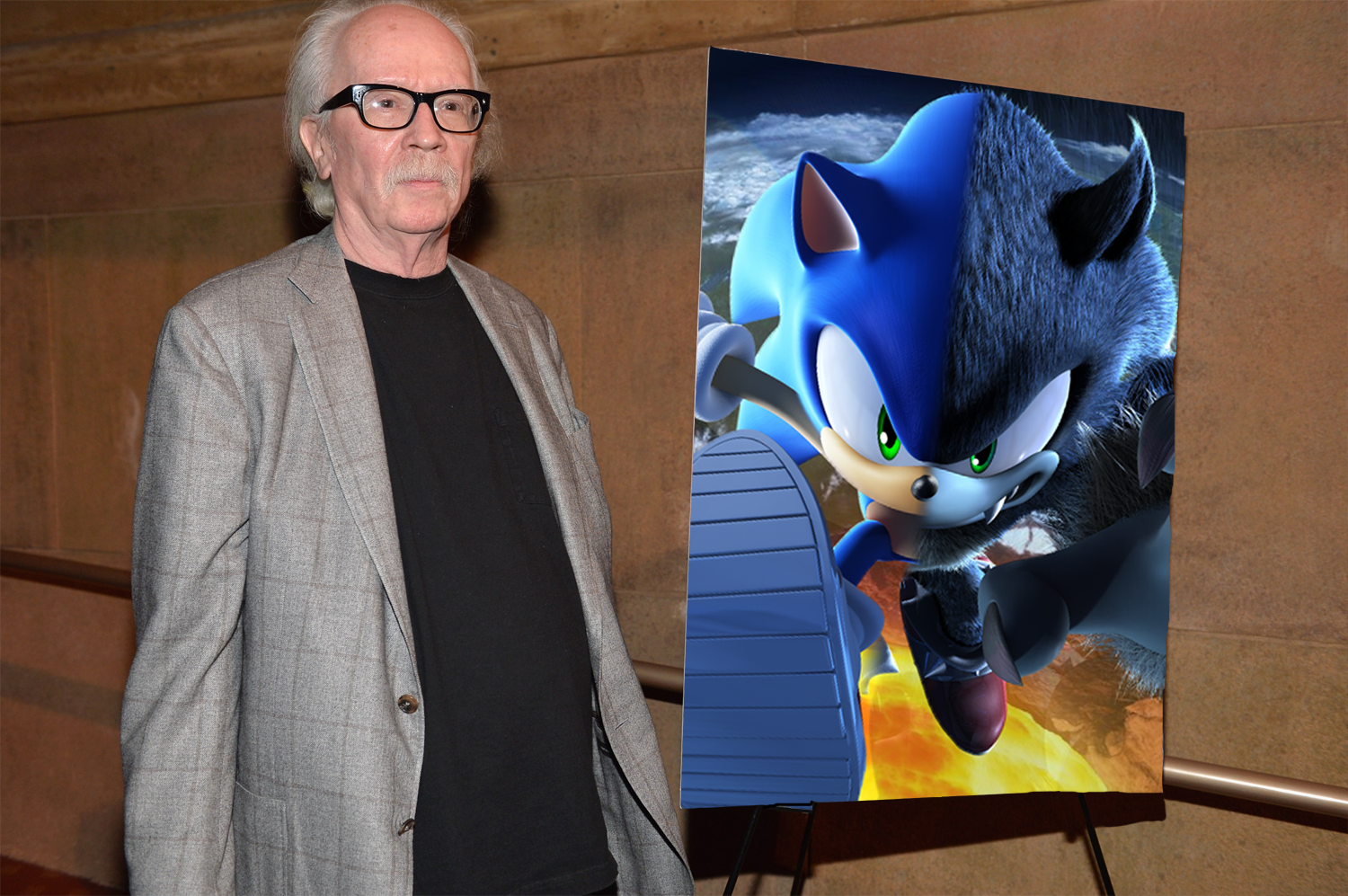 John Carpenter Sonic the Hedgehog