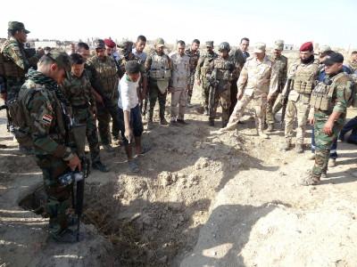 Iraq mass graves