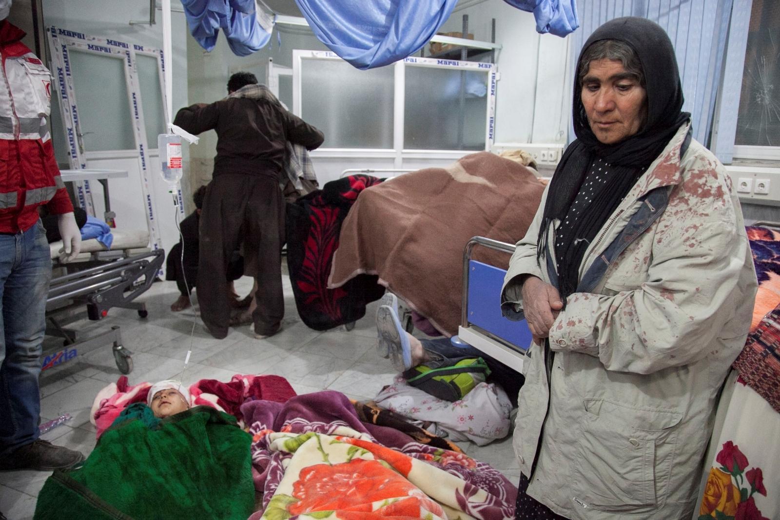 Iran Iraq Turkey earthquake