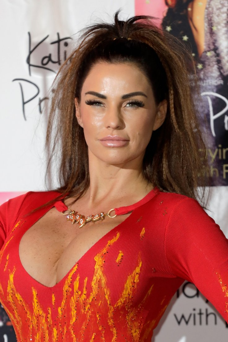 Katie Price says she will never have another facelift after