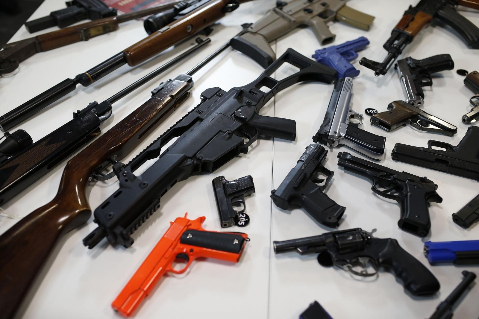 firearms uk