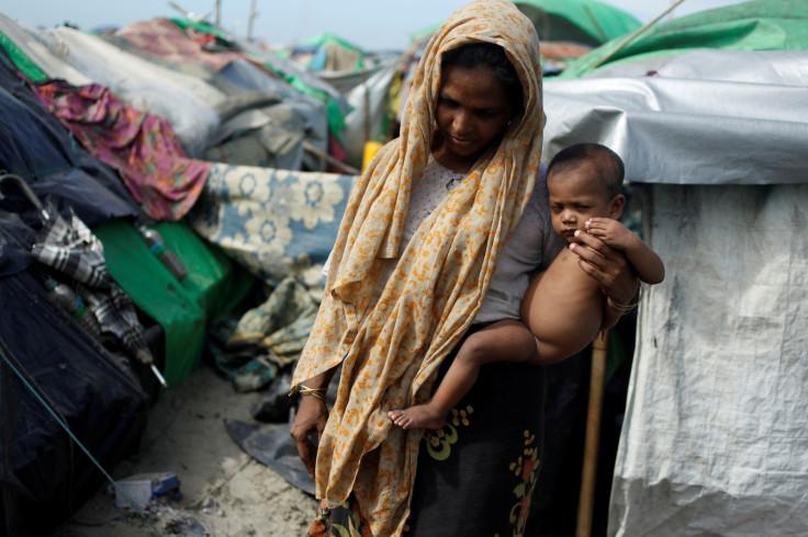 Rohingya Muslims Myanmar