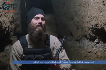 Tareq Kamleh ISIS