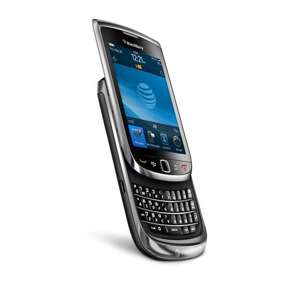 Blackberry 9800 - the 'Torch'