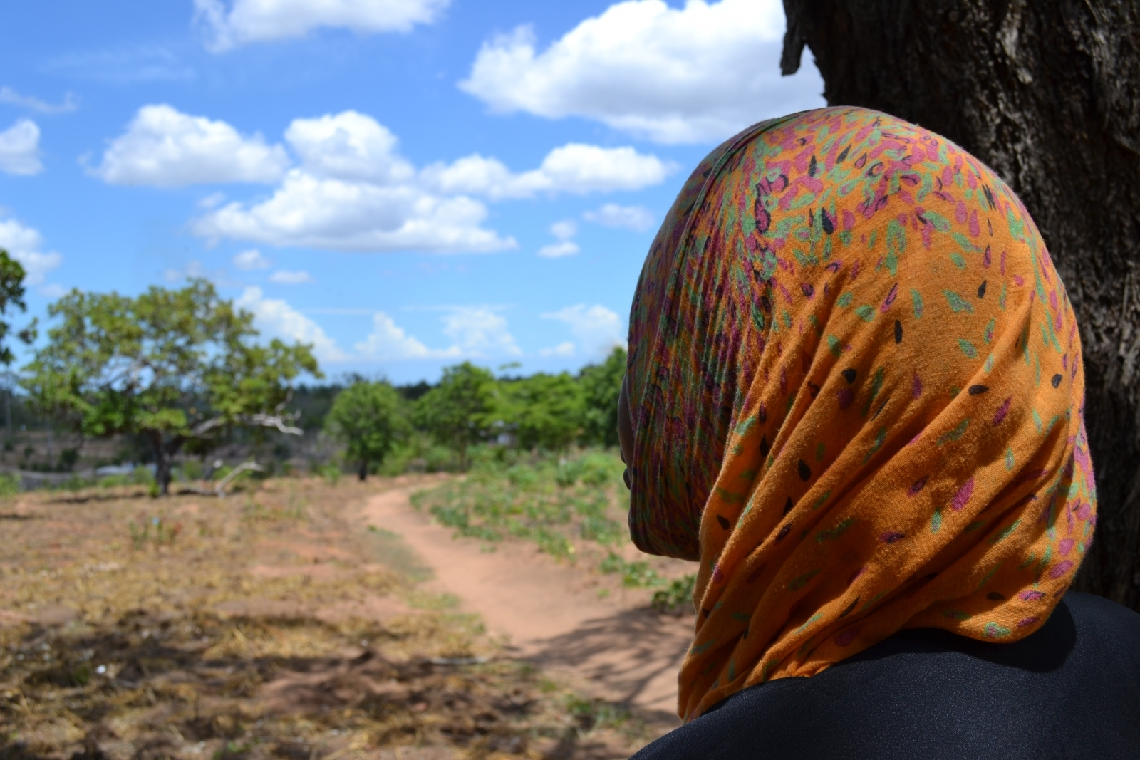 Tanzanian domestic worker