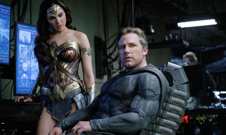 Ben Affleck Batman Justice League