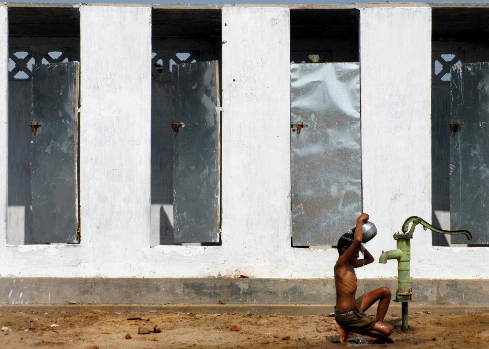 India Nitin Gadkari urine