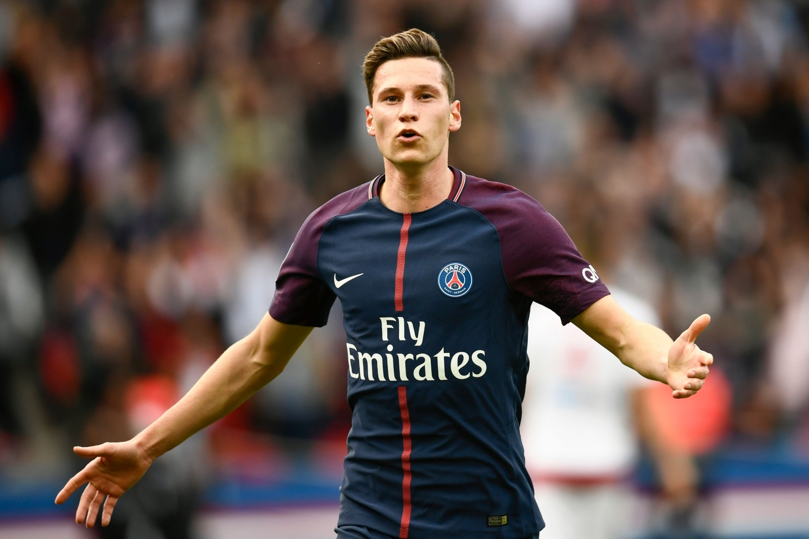 julian draxler paris