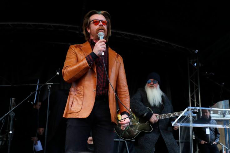 Eagles of Death Metal Bataclan anniversary