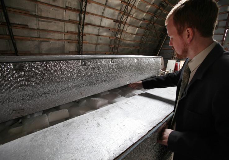Kriorus cryogenics freezing russia