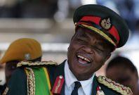 Constantine Chiwenga Zimbabwe
