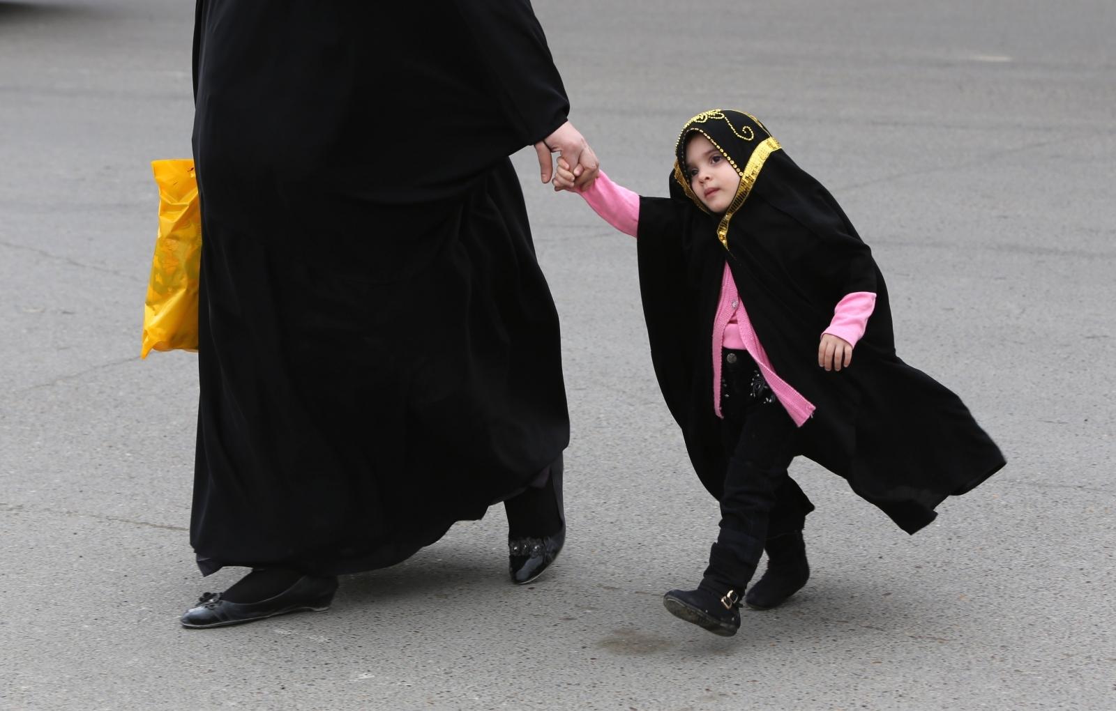 Iraq child marriage