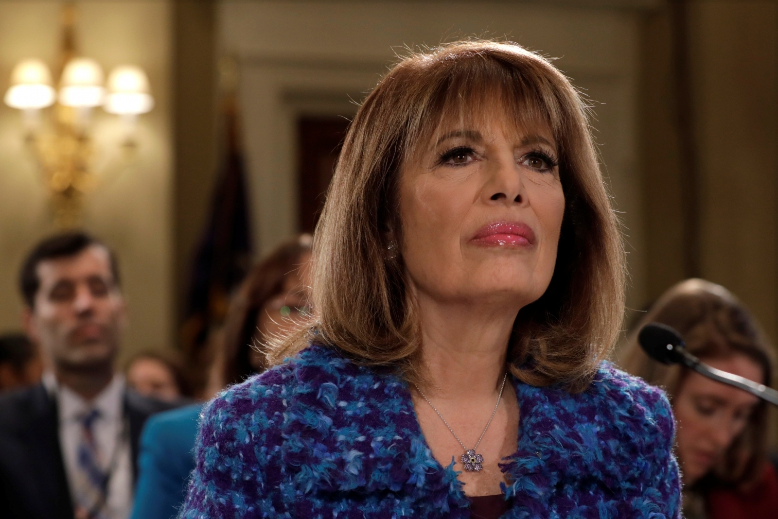 Congresswoman Alleges Staff Had Genitals Grabbed On The