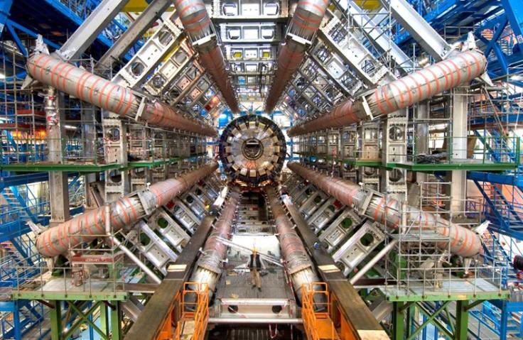 LHC at CERN