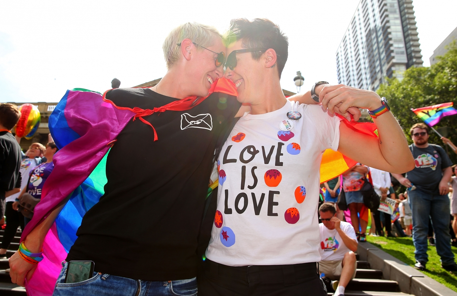 Australia marriage equality