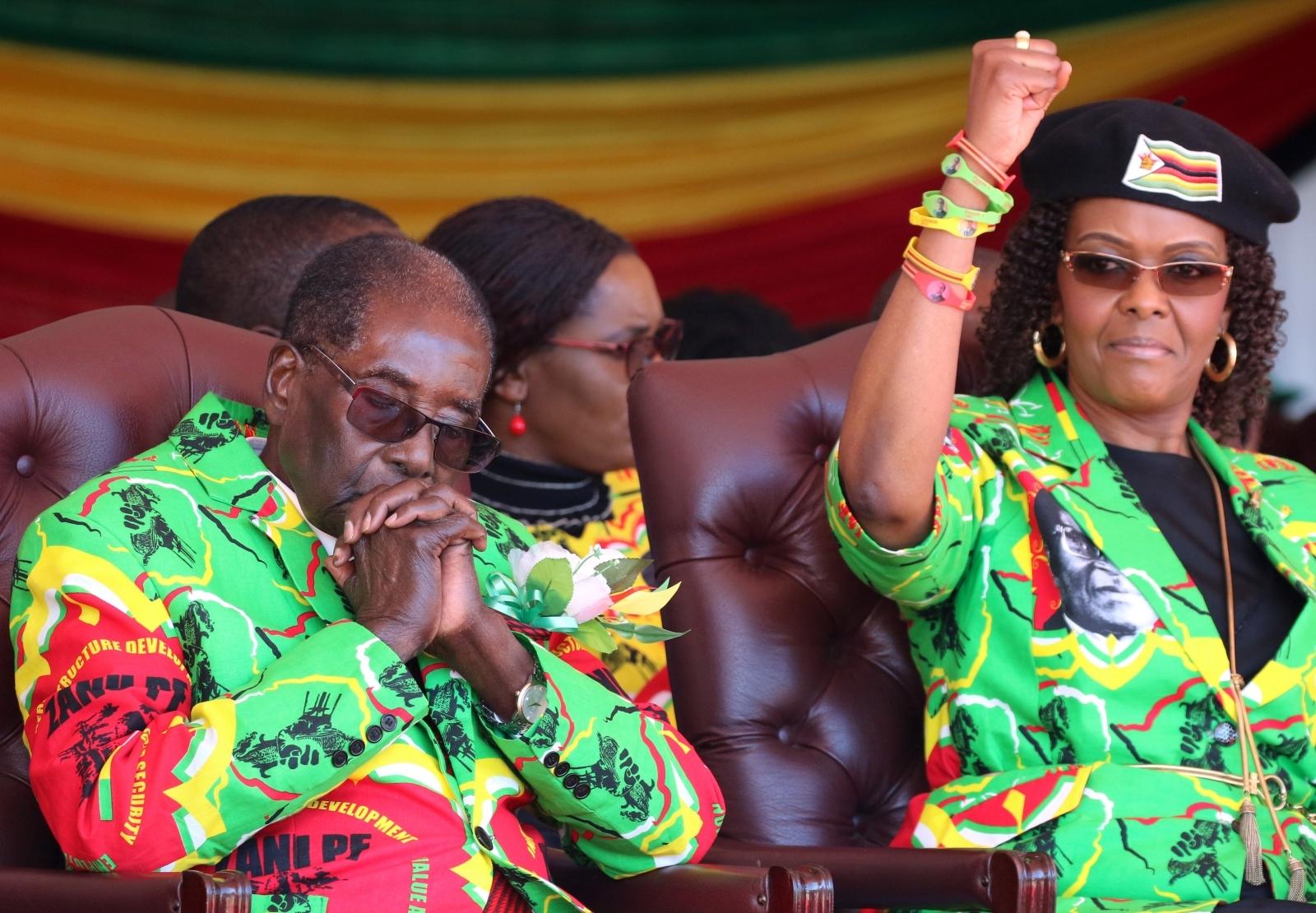 Robert Mugabe Zimbabwe