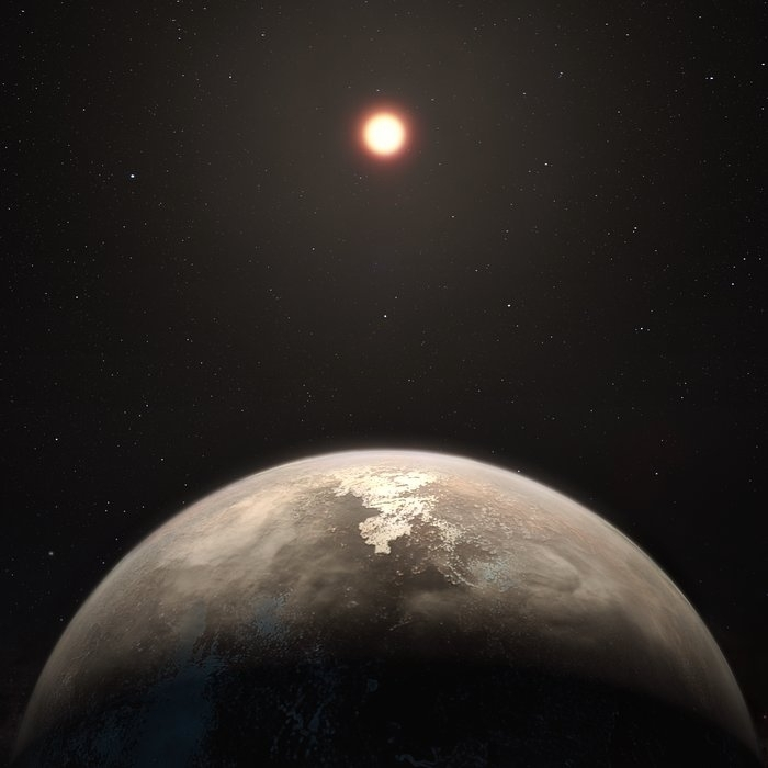 Ross 128 b exoplanet