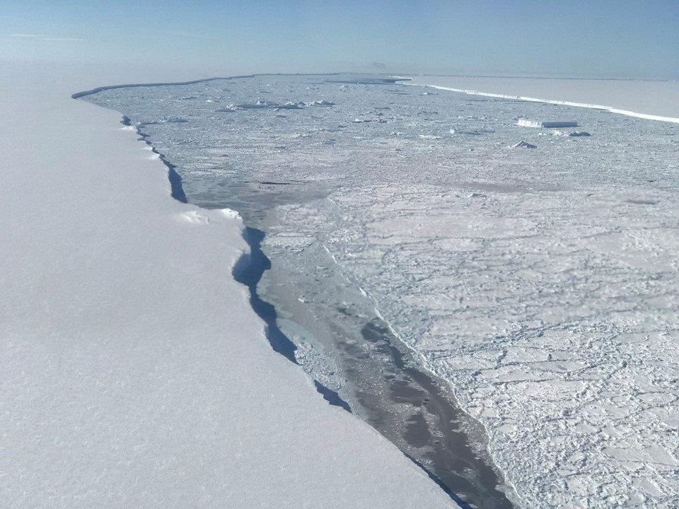 Antarctica Larsen C