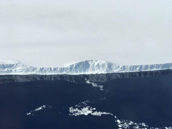 A-68 iceberg
