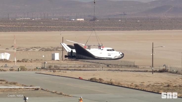 Dream Chaser Spacecraft Has First Successful Test Flight